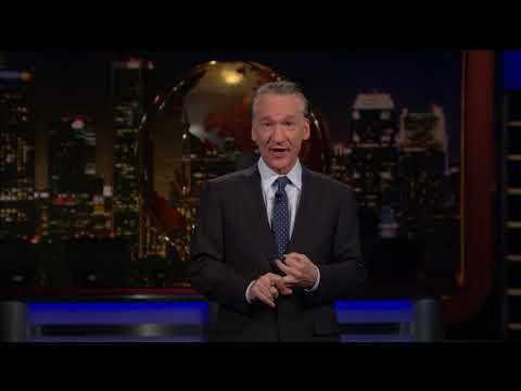 Monologue: The Trump Temp Agency | Real Time with Bill Maher (HBO)