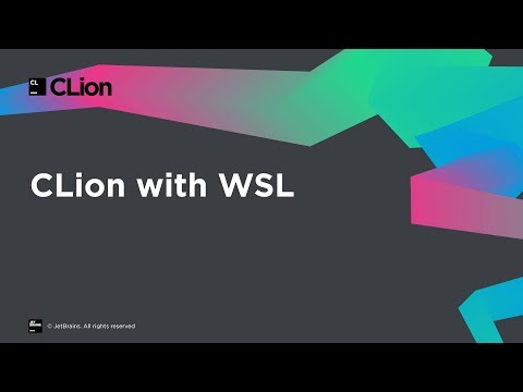 Using WSL toolchains in CLion on Windows