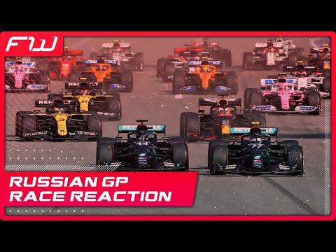 Russian Grand Prix: Race Reaction