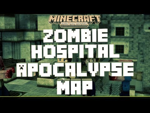 minecraft xbox zombie apocalypse map download