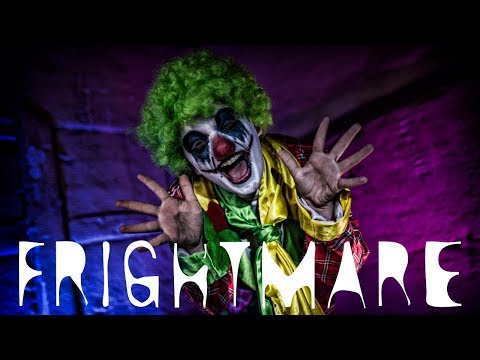 Frightmare Vlog 2019 | Includes IN-Maze Filming!