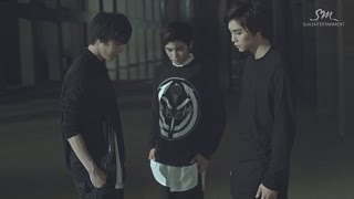 SR14B_SUPER MOON PERFORMED BY SR14B JOHNNY / TAEYONG / HANSOL SMROOKIES OFFICIAL WEBSITE [WWW.