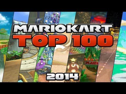 Top 100 Mario Kart Tracks (2014)