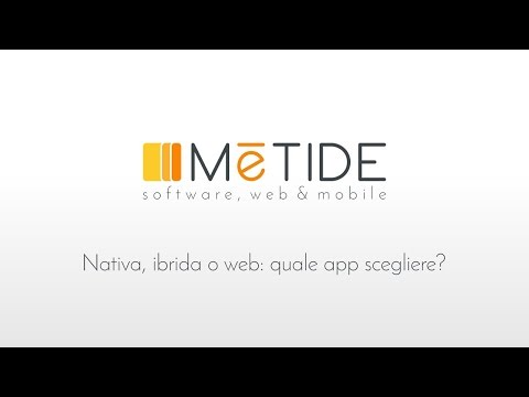 App mobile, queste sconosciute - Nativa, Ibrida o Web: quale app scegliere?