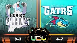 Bronx Beartics vs Phil.Feraligatrs [UCL S2W12] Pokemon Omega Ruby & Alpha Sapphire Live Wi-Fi Battle by PokeaimMD