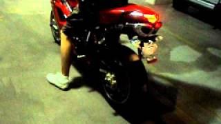 6. 2009 Ducati 1198S