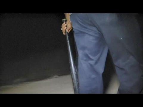 Δ.Όχθη: Περιπολίες Παλαιστινίων υπό τον φόβο νέων επιθέσεων