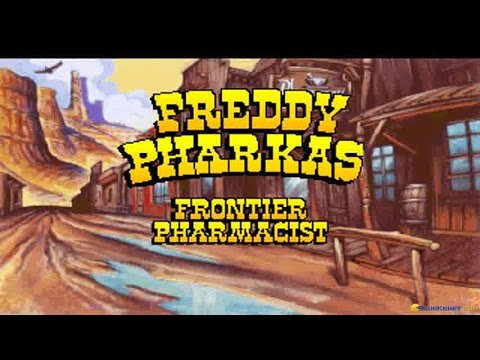 Freddy Pharkas : Frontier Pharmacist PC