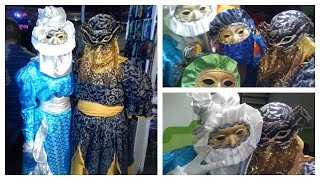 In this video my friend and I participate in Touloulou, which is part of Carnival season in French Guiana. Their Carnival is a bit...