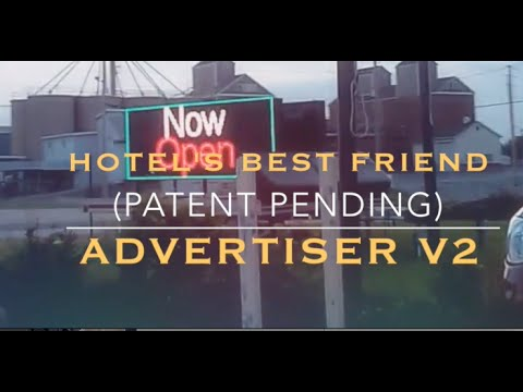 Hotel Booking, Best Room Vacancy Filling is: Advertiser v2 Patent Pending (now patented)