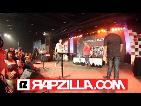 Tone Jonez vs Dirty Rice - Rapzilla Beat Battle 2013