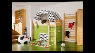 DIY cool kids bedroom design decorating ideas