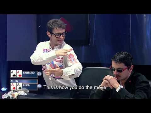 VIDEO: Vychytaná pokerová strategie