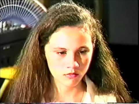 BRASILÂNDIA DO SUL /PR 1996, AUDIÇÃO DE TECLADO COM A PROFESSORA SILVANA