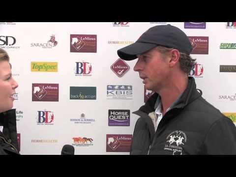 Carl Hester's two grand prix stars [VIDEO]