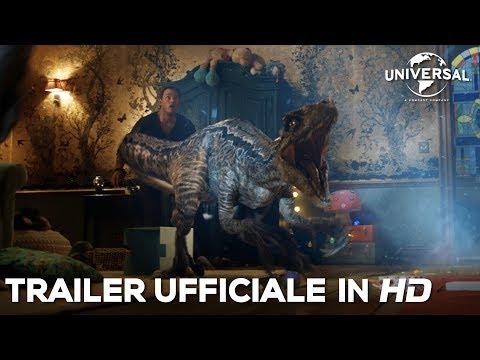 Preview Trailer Jurassic World: Il regno distrutto, nuovo trailer