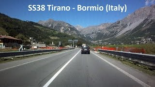 Bormio Italy  city photos gallery : SS38 Tirano - Bormio (Italy)