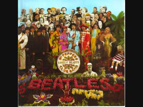 Sgt. Pepper - Title- Sgt. Pepper's Lonely Hearts Club Band Band- The Beatles Album- Sgt. Pepper's Lonely Hearts Club Band Lyrics It was twenty years ago today, Sgt. Pepper...