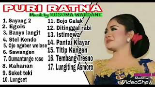 Video Puri Ratna | Full Album Non Stop 2018 Kusuma wardani MP3, 3GP, MP4, WEBM, AVI, FLV Juni 2018