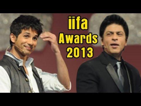 Shahrukh Khan & Shahid turn HOSTS for IIFA AWARDS