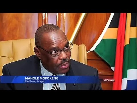 Sedibeng municipality delivers