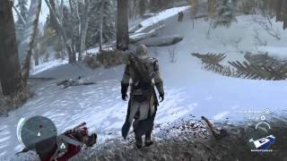 Assassin's Creed III - Frontier Gameplay Walkthrough
