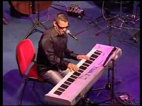 Uros Perich - I got a woman, tribute to Ray Charles