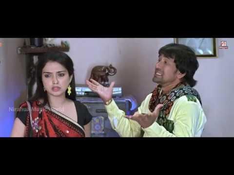 Video Katili Nachaniya Rahe | Nirahua Hindustani Comedy Scene | Dinesh Lal Yadav