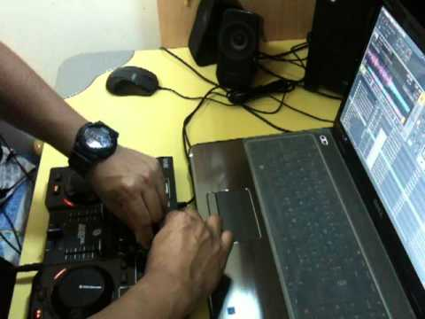 comment installer dj control instinct