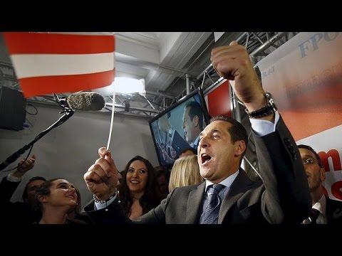 Αυστρία: Θρίαμβος της ακροδεξιάς στις εκλογές – Απογοητευμένος ο Φάιμαν