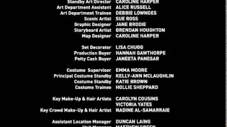 Swallows and Amazons (2016) credits