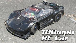 100mph RC Car by High Tech Corvette