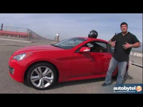 2012 Hyundai Genesis Coupe: Video Road Test and Review