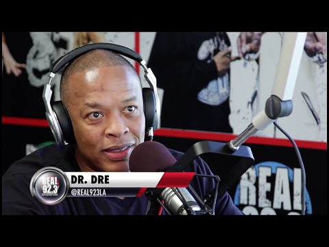 Dr. Dre FULL INTERVIEW (Part 1) | BigBoyTV