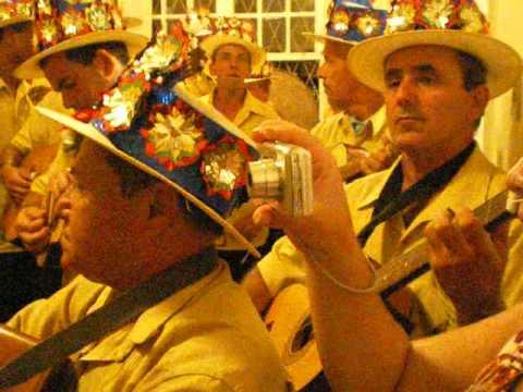 Folia de reis em Minas Gerais -