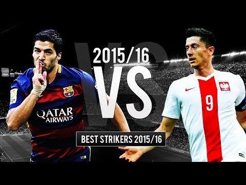 Luis Suarez vs Robert Lewandowski   Who is the best? 2015 | HD