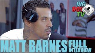 Video Matt Barnes Speaks On Relationships, Floyd Mayweather, And More! (Full Interview) | BigBoyTV MP3, 3GP, MP4, WEBM, AVI, FLV Agustus 2018