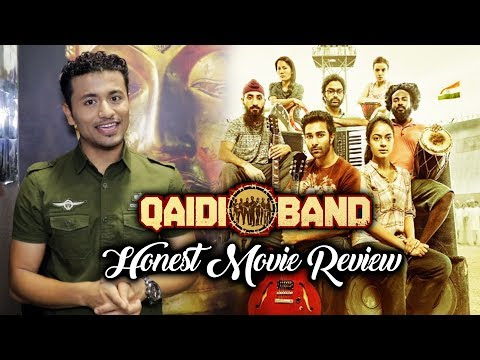 Qaidi Band Honest Movie Review | Aadar Jain, Anya Singh Movie Review & Ratings  out Of 5.0