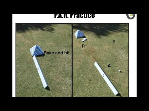 P.A.R Practice by Iain Highfield, World Junior Golf Advisory Board
