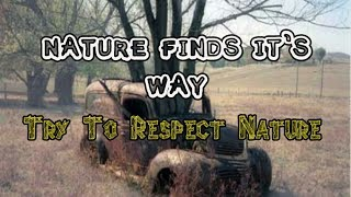 Hello friends,प्रकृति अपना रास्ता खुद बना लेती है,खुद ही देख लिजिये  20 Pics Showing NATURE FINDS IT'S WAYNature Makes Its Own Way  Love Nature  Try To Respect Nature And Nature Respects You Back