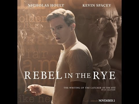 REBEL IN THE RYE (2017) - Official Trailer | Nicholas Hoult, Kevin Spacey & Zoey Deutch