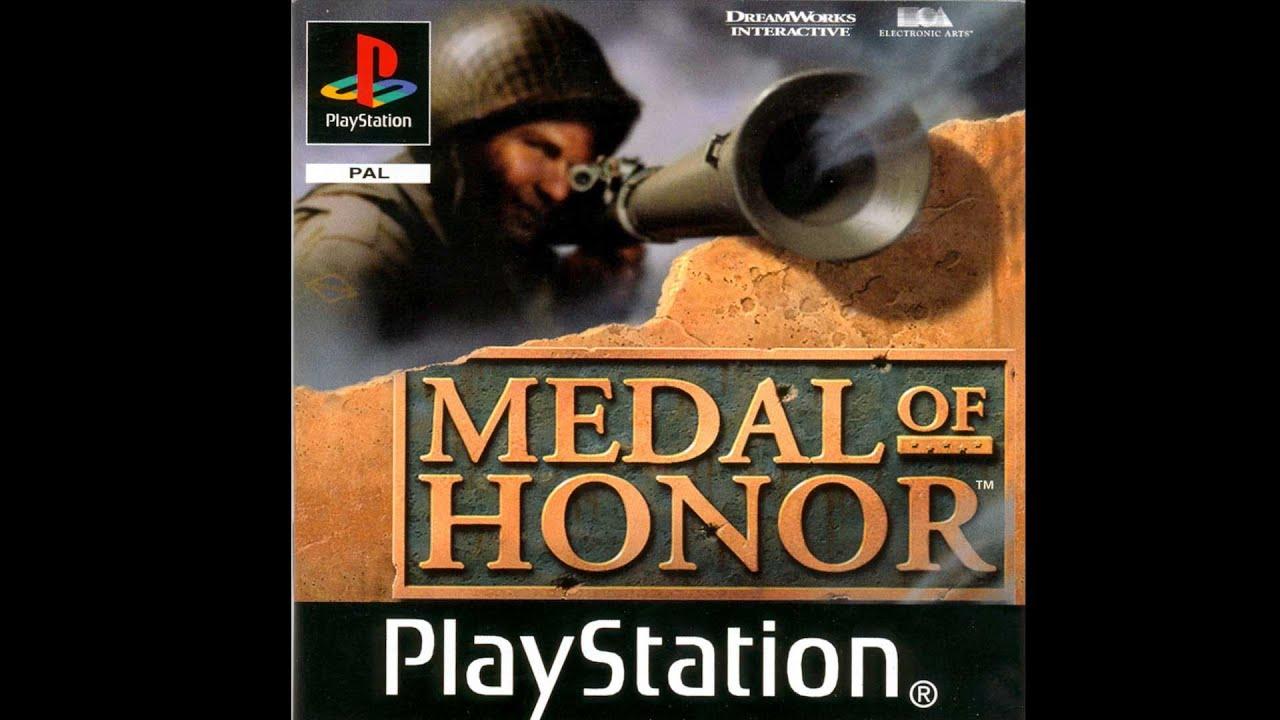[Retro-Freitag]  Medal of Honor (PS1)
