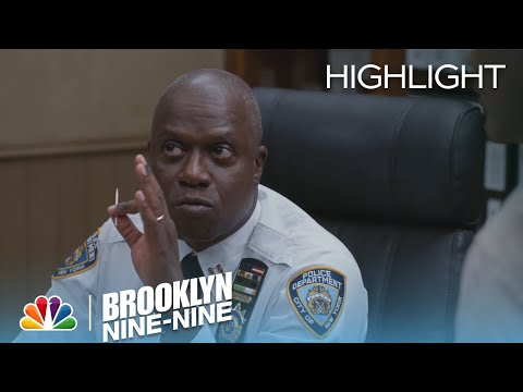 Brooklyn Nine-Nine 2.09 (Clip 'Food for Thought')