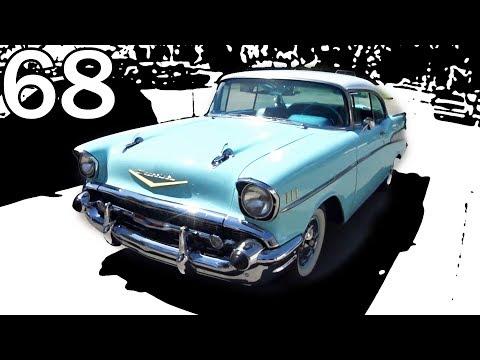 die große Auto Folge - amerikanische Oldtimer im Überfluss - MircoaufAchse #68