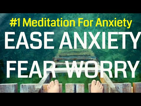 10 Minute Guided Meditation to ease Anxiety, Worry, and Urgency | Soothing | instant Calm | POWERFUL
