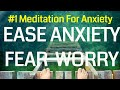10 Minute Guided Meditation to ease Anxiety Worry, Overthinking & Urgency | Soothing Calm | POWERFUL