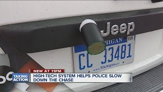 Video New device helps slow down police chases MP3, 3GP, MP4, WEBM, AVI, FLV November 2017