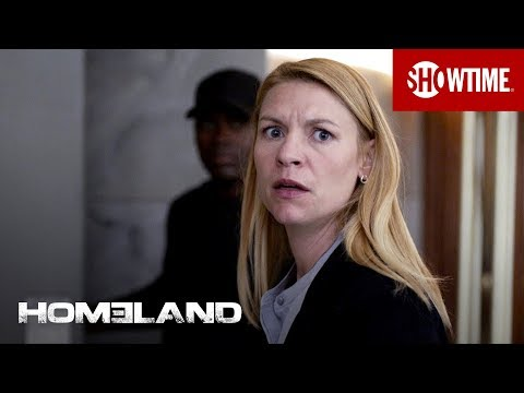 'Where Are You Taking Me?' Ep. 4 Official Clip | Homeland | Season 8