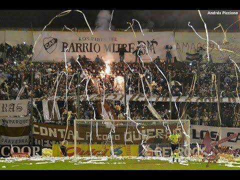 Recibimiento de la Hinchada | Platense 1 - 0 Temperley | Ida | Final | Reducido 2013/2014 - La Banda Más Fiel - Atlético Platense