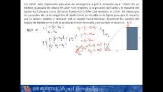 Umh1148 2013-14 Lec002b Problema De Cinemática